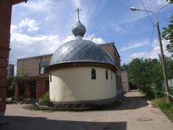 Church of St. Philaret of Moscow