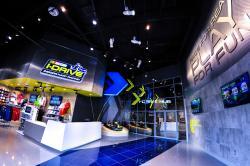 I-Drive NASCAR Indoor Kart Racing