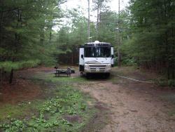 Spacious/Private RV Campsite