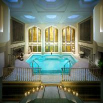 Spa Montage Beverly Hills featuring L.RAPHAEL