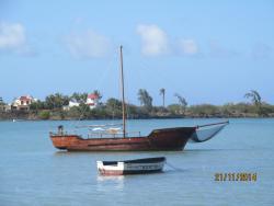 Anse La Raie Beach
