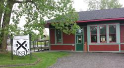 New Buffalo Railroad Museum