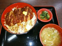 Komagatake Service Area (Up Line) snack corner