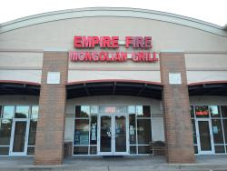 Empire Fire Mongolian Grill