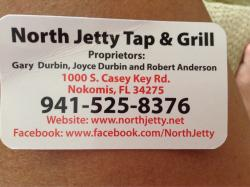‪North Jetty Tap & Grill‬