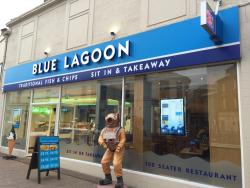 Blue Lagoon Fish & Chips