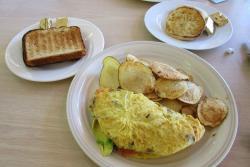 50's Diner Omelet House