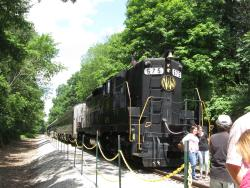 Bluegrass Scenic Railroad and Museum