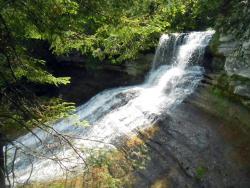 Laughing Whitefish Falls State Park