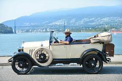 Vancouver Vintage Car Tours