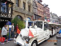 Le Petit Chart'Train