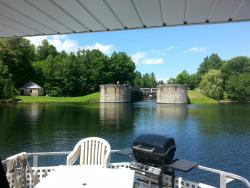 Rideau Canal - Jones Falls Defensible Lockmasters House