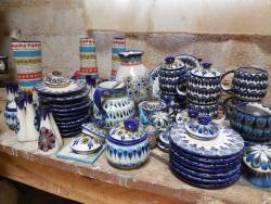 Mayanke, Ceramica Pintada a Mano