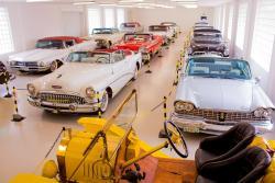 JK CLASSICS Muzeum amerických historických automobilů
