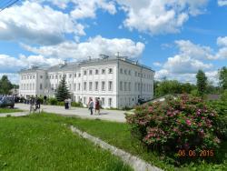 Историко-архитектурный и природный музей-усадьба Полотняный Завод
