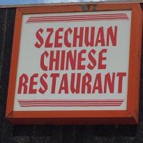 Szechuan Chinese Restaurant