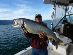 Flathead Lake Monster Charters