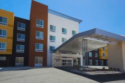Fairfield Inn & Suites El Paso Airport