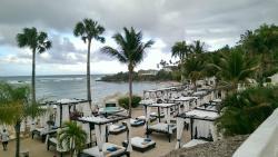 The default VIP beach