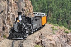 ‪Durango and Silverton Narrow Gauge Railroad and Museum‬