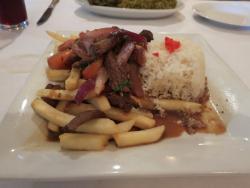 Inca's Grill