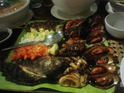 Bali Seafood Paluto Restaurant