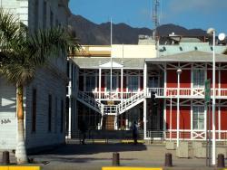 Muelle Salitrero Compania Melbourne Clark