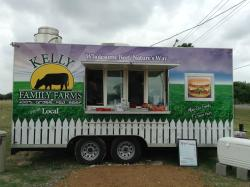 Kelly Family Farms Burger Stand