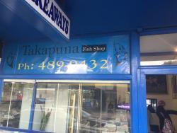 Takapuna Fish Shop