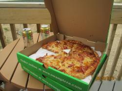 Swan Pizza
