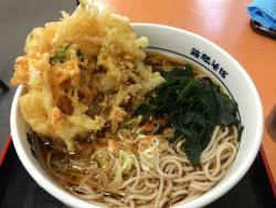 箱根そば 小田原店