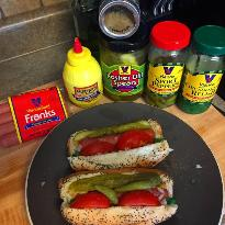 Timmy's Chicago Style Hot Dogs