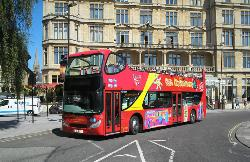 City Sightseeing Bath