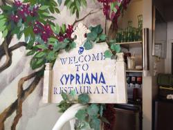 Cypriana Restaurant