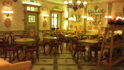 Cafe Mandarinovy Gus