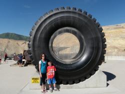 Kennecott's Bingham Canyon Mine