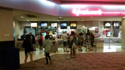 Consolidated Theatres Pearlridge