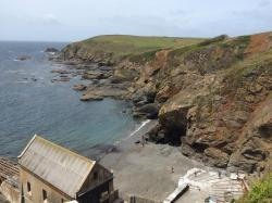 Lizard Point and Kynance Cove