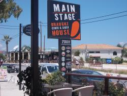 main stage bar