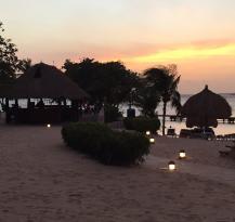 Beach Bar Hilton Curacao