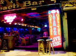 Dunes and Tunes, Irish Bar
