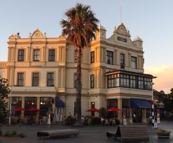 The Esplanade Hotel
