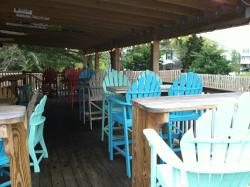 Saint's Cove Beach Bar and Grill