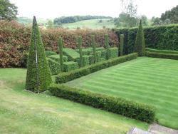 Througham Court Gardens
