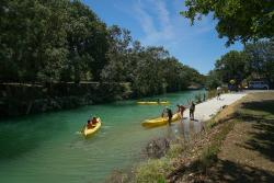 Canal Canoe