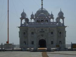 Nangali Sahib Gurudwara