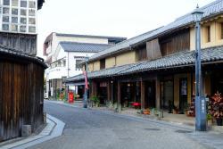 日田豆田町商店街