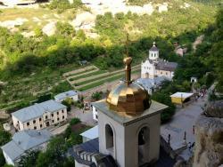 Bakhchisaryi Holy Dormition Monastery