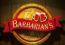 The Barbarian's Pub