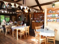 THE OLD SAWMILL TEASHOP